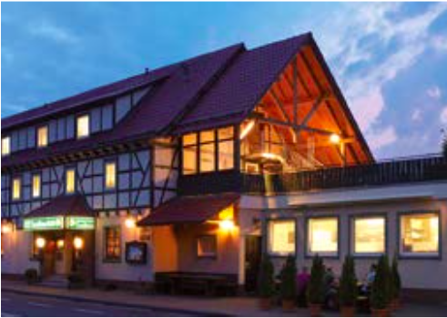 Gasthof-Hotel-Wellness Landhaus Kehl – Tann Rhön Lahrbach Hessen