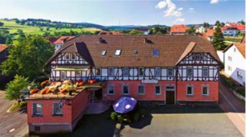 """Gasthof und Pension """"Zum Rosenbachschen Löwen"""""""